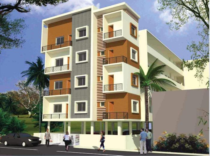 Sree Nandi Park Residency Apartments  for sale in Kadugodi, Bangalore