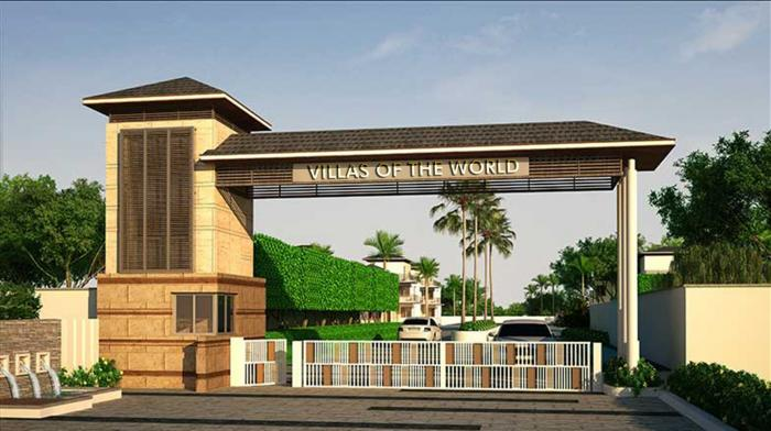 Mahaveer Villas of the World Apartments  for sale in Whitefield, Bangalore