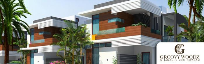 Groovy Woodz Villas  for sale in OMR, Chennai