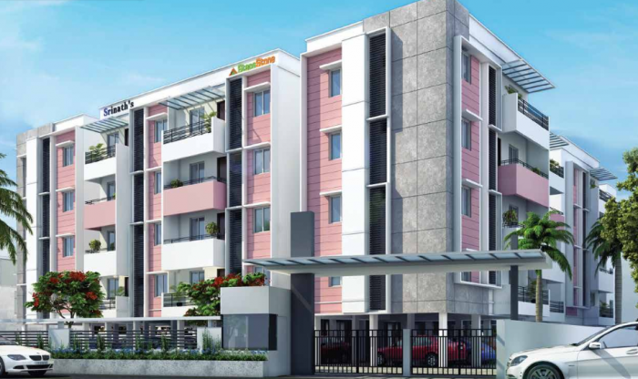 Stepstone Srinaths Apartments  for sale in Vandalur, Chennai