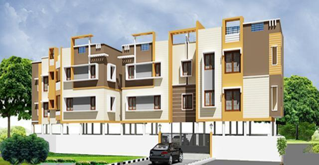 Sumathi Enclave Apartments  for sale in Medavakkam, Chennai