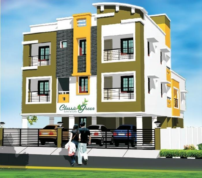 Yashva Classic Green Apartments  for sale in Vandalur, Chennai