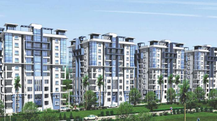 Janapriya Nile Valley Apartments  for sale in Madinaguda, Hyderabad