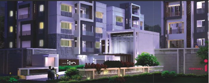 Fortune Icon Apartments  for sale in Banjara Hills, Hyderabad