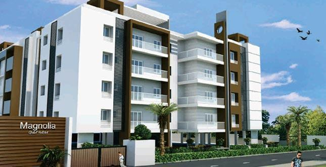 Global Magnolia Apartments  for sale in Ganapathy, Coimbatore