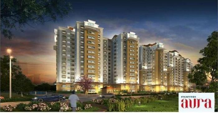 Mantri Aura Apartments  for sale in Hennur Road, Bangalore