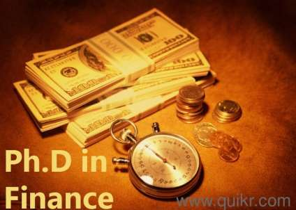 Phd research proposal in finance