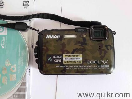 nikon coolpix aw100 camera hd 1080p