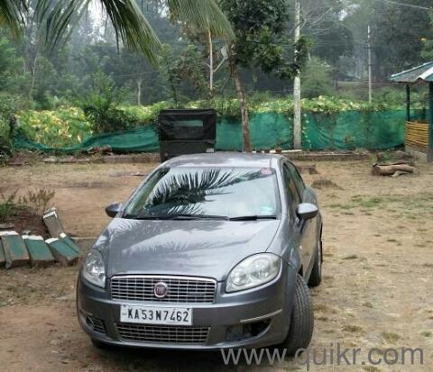 Fiat Linea 2009 Car For Sale Company Maintained And