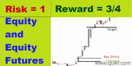 Equity finance trading strategies