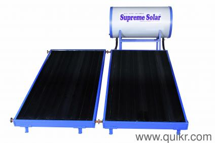 Authorised Sales Partner For Supreme Solar Water Heater & Electric ...