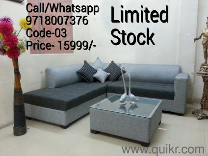 Lowest price sofa set home the honoroak for Hometown furniture ghaziabad