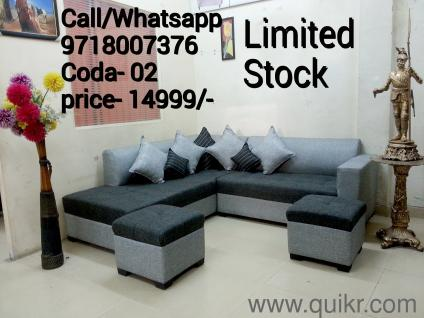 High Quality Brand New 7 Seated Sofa Set Jut Rs16999 Only Limited Stock Call Now 97180087376