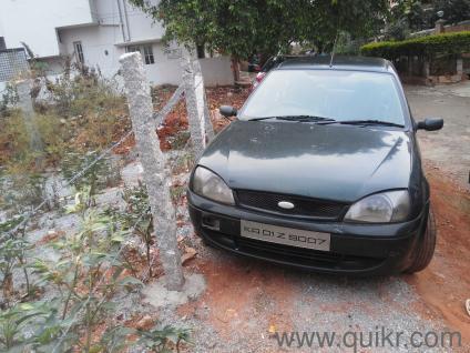 Green  Fordford Ikonikon   Zxi  Kms Driven In Raja Rajeshwari Nagar In Raja Rajeshwari Nagar Bangalore Used Cars On Bangalore