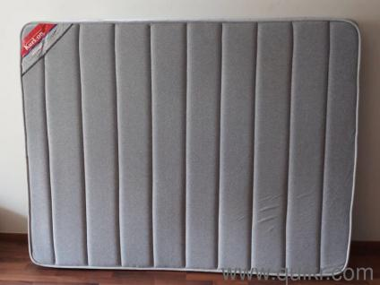 gray kurlon mattress spine therapeutic memory foam 78x60x5 almost home decor furnishings bangalore quikrgoods - Therapeutic Mattress