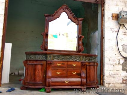 Sheesham solid wooden furniture storage double cot dressing table or  bedside table   Brand Home   Office Furniture   Bangalore   QuikrGoods. Sheesham solid wooden furniture storage double cot dressing table