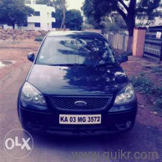 Black  Ford Fiesta   Duratec Exi  Kms Driven In Tavarekere In Tavarekere Bangalore Cars On Bangalore Quikr Classifieds