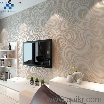 Wallpaper Design For Elegant Living Room...office , Commercial Use Wallpaper  Simple Shower Wallpaper Designs In Best Price.