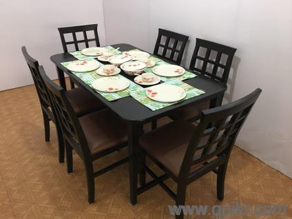 6 Seater Dining Table Set Gently Used For Sale By Quikr Certified