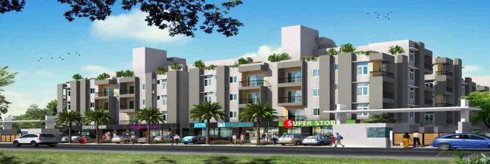 Vishwakarma In Town Apartments  for sale in Kelambakkam, Chennai
