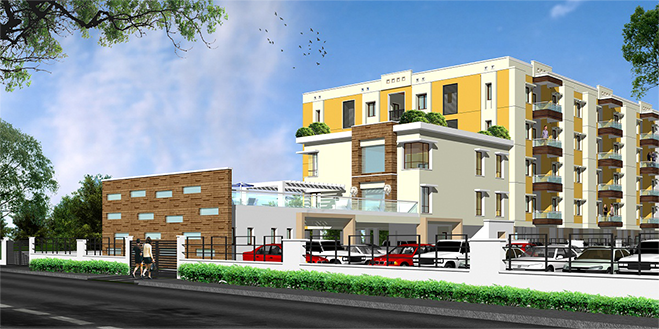 LCS Utopia Apartments  for sale in Pallikaranai, Chennai