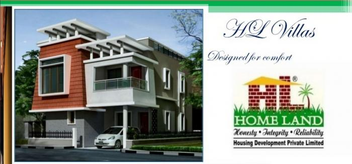 HL Villas Villas  for sale in Kanakapura Road, Bangalore