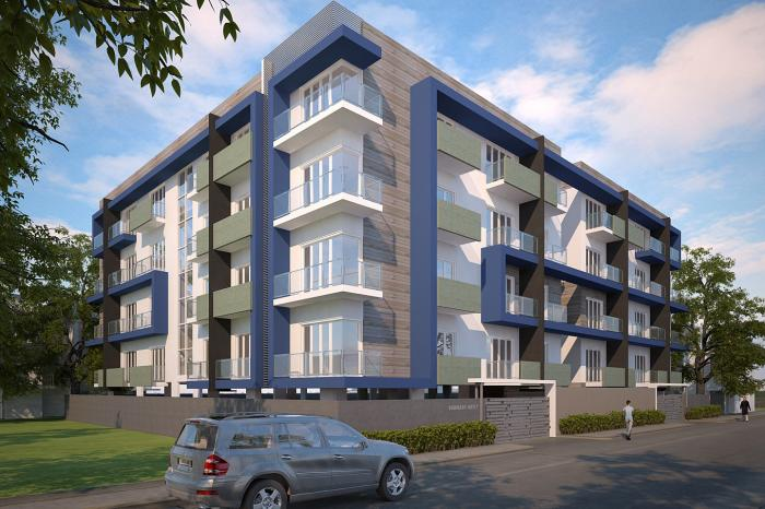 Mahaghar Nest Apartments  for sale in Bannerghatta Road, Bangalore