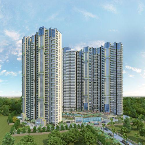 Equinox Waters Edge Apartments  for sale in Hebbal, Bangalore