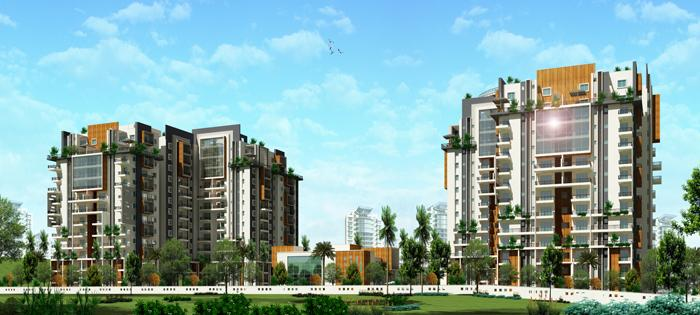 Mahaveer Riviera Apartments  for sale in JP Nagar, Bangalore