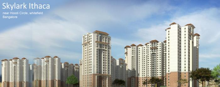 Skylark Ithaca Apartments  for sale in Whitefield, Bangalore