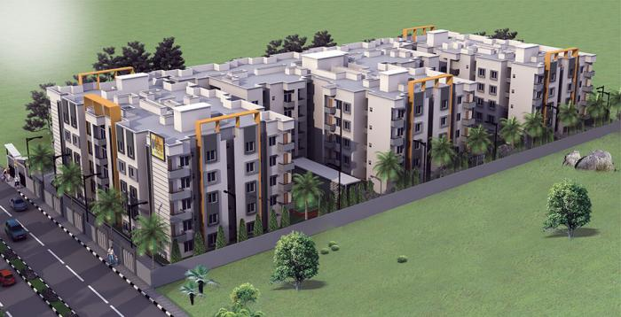 MJ Lifestyle Avershine Apartments  for sale in Off Sarjapur road, Bangalore