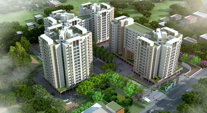 Vasathi Avante Apartments  for sale in Hebbal, Bangalore