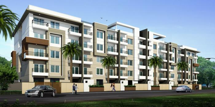 Gravity Temple Bell Apartments  for sale in Vidyaranyapuram, Bangalore