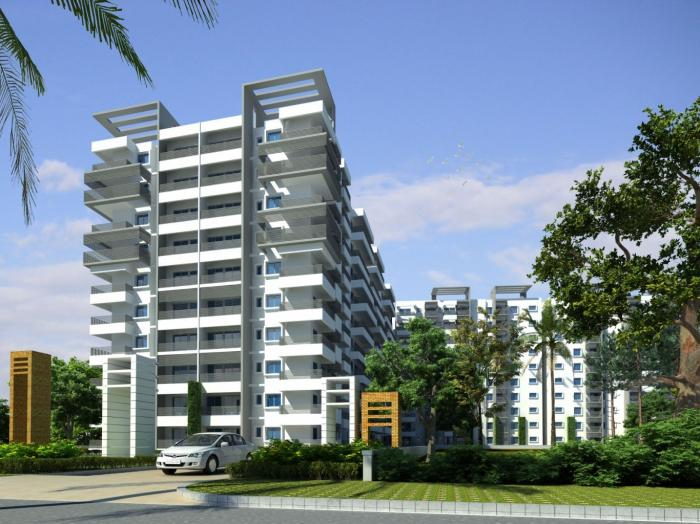 Aratt Premier Apartments  for sale in Whitefield, Bangalore