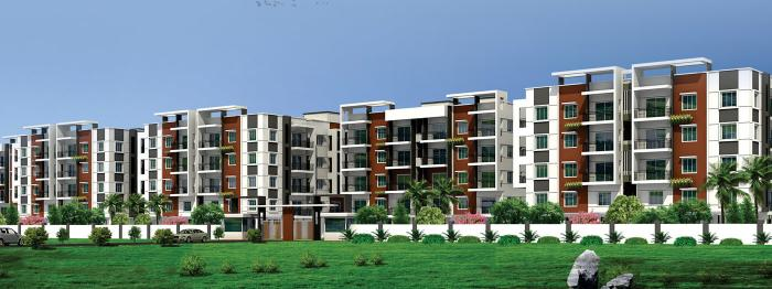 Adithya Frondoso Apartments  for sale in Varthur, Bangalore