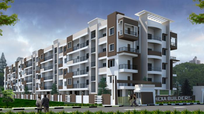 Hexa Supreme Apartments  for sale in Bannerghatta Road, Bangalore