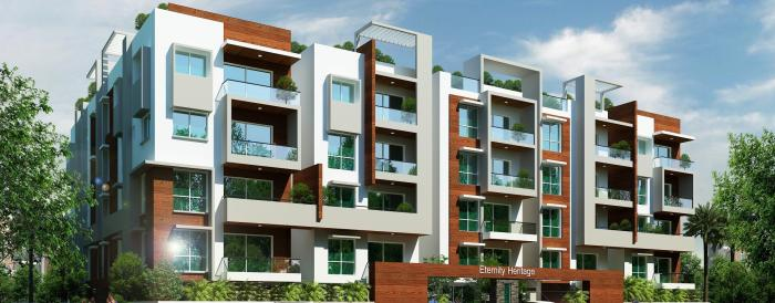 Eternity Heritage Apartments  for sale in Bannerghatta Road, Bangalore