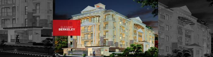 Elegant Berkeley Apartments  for sale in Hennur Road, Bangalore