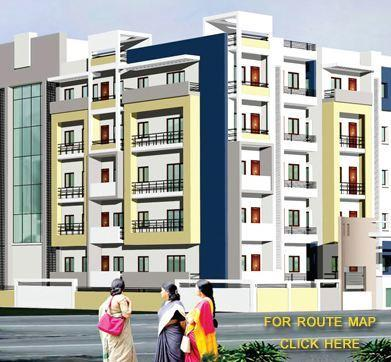 Puja Navarathna Apartments  for sale in Off Sarjapur road, Bangalore