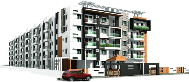 Sri Garnet Park Apartments  for sale in Hoodi, Bangalore