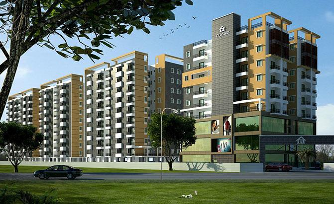 canopy Classic Apartments  for sale in Ramamurthy Nagar, Bangalore