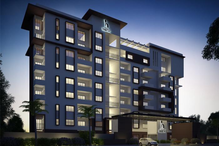Hoysala Habitat Apartments  for sale in Yelahanka, Bangalore