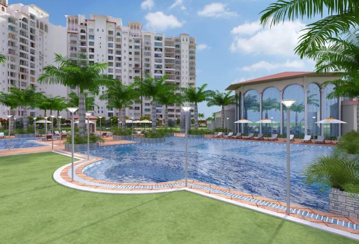 Mantri Espana Apartments  for sale in Bellandur, Bangalore