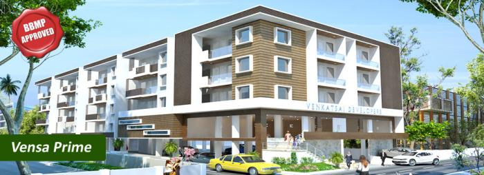 Vensa Prime Apartments  for sale in HSR Layout, Bangalore
