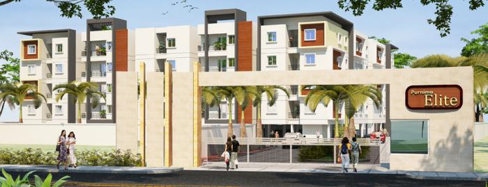 Purnima Elite Apartments  for sale in Electronic City, Bangalore