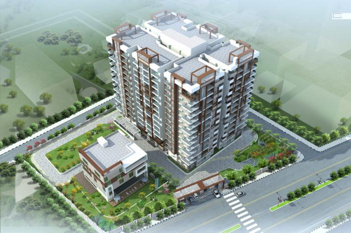 DSR Reganti Apartments  for sale in Madhapur, Hyderabad
