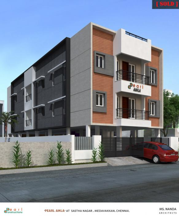 Pearl Amla Apartments  for sale in Medavakkam, Chennai