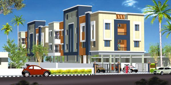 Sri Durga Aarav Apartments  for sale in Kodungaiyur, Chennai