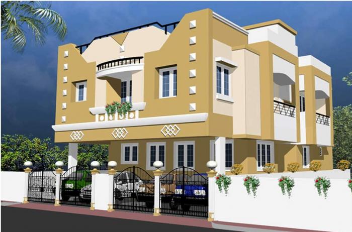 SRM Sri Krish Apartments  for sale in Perungudi, Chennai