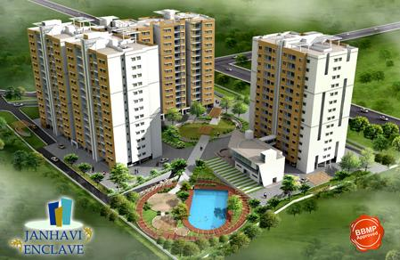 Janhavi Enclave Apartments  for sale in Bannerghatta Road, Bangalore